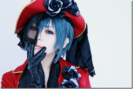 ciel phantomhive cosplay - photo #43
