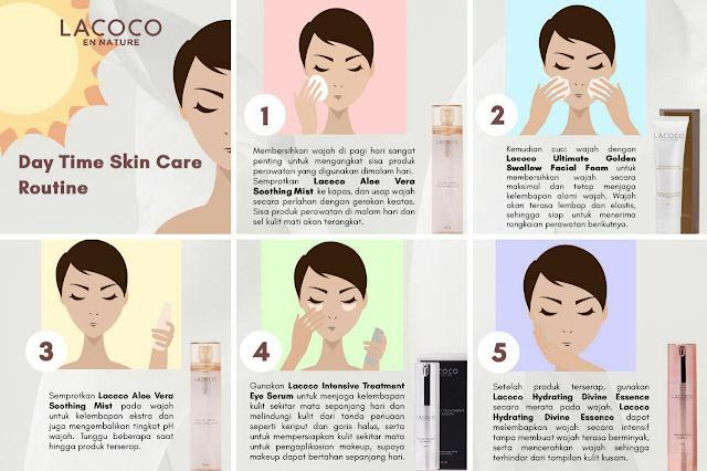 Produk Lacoco Skincare