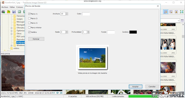 FastStone Image Viewer 6.0 Corporate imagenes