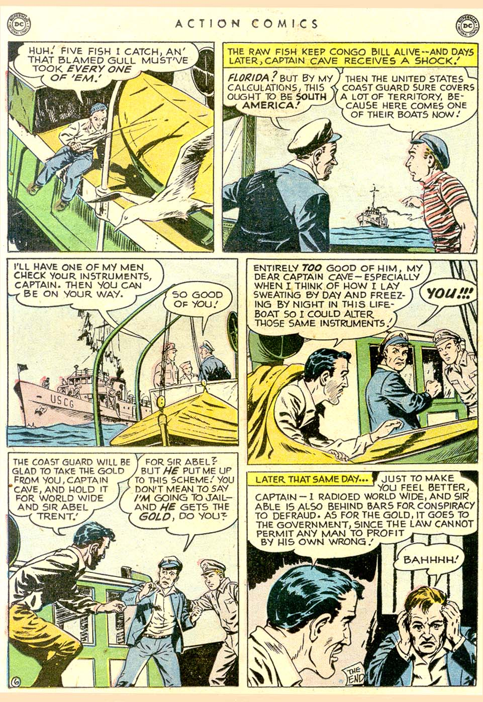 Action Comics (1938) 144 Page 31