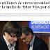Los que estén aportando para pagar la multa de Artur Mas pasan a la categoría de imbéciles profundos y sin remedio, por @jsobrevive
