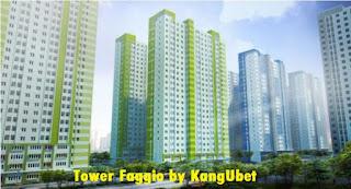 Green Pramuka City | Tower Faggio