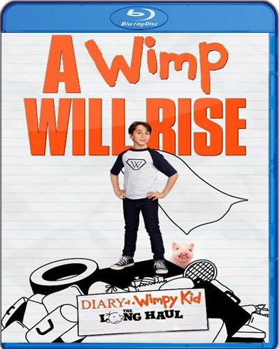 Diary of a Wimpy Kid: The Long Haul [2017] [BD50] [Latino]