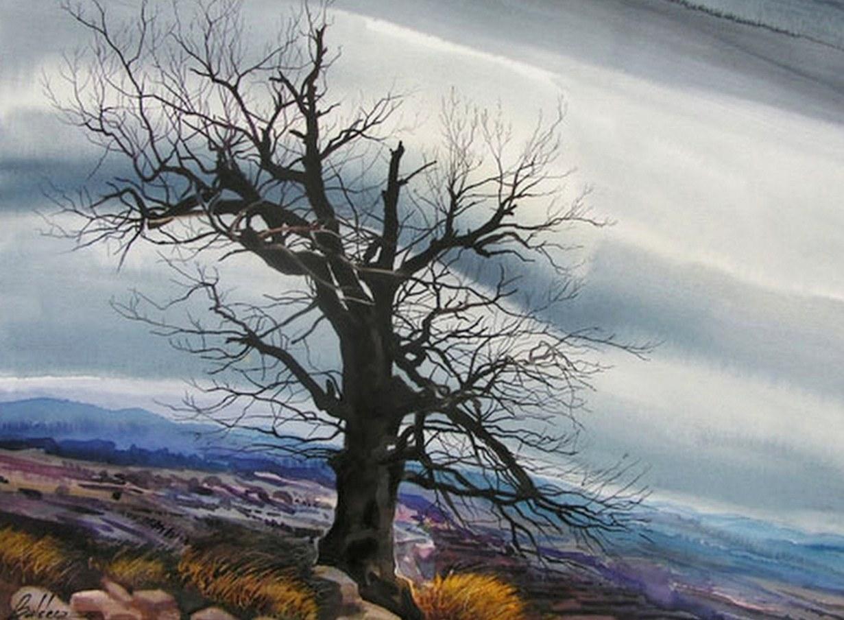 Imágenes Arte Pinturas: Pintura: Paisajes En Acuarela