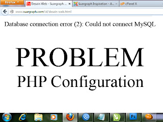 Fix Problem Database Connection Error (2) on Joomla