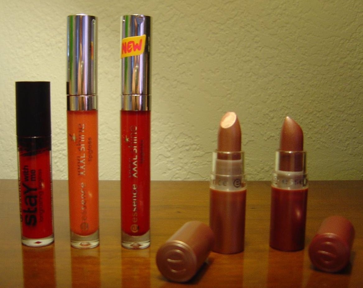 Five Essence Lip Products.jpeg