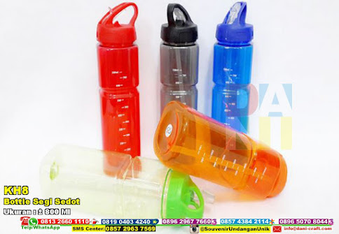 Bottle Segi Sedot