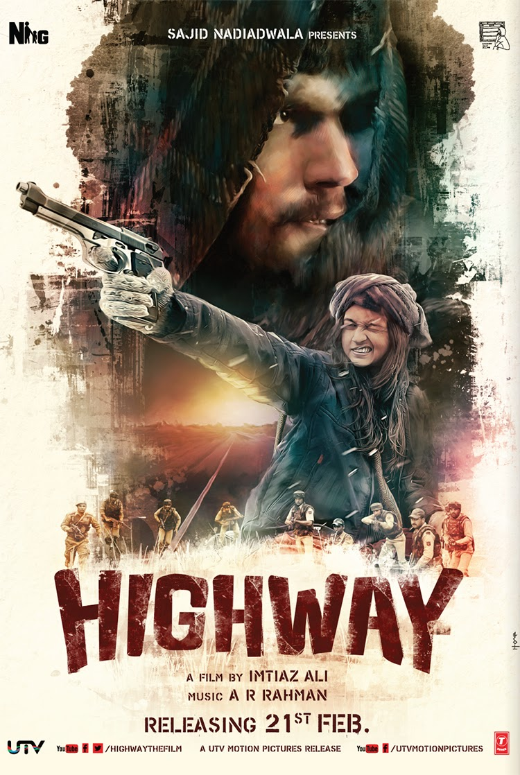 Highway (2014) DVDRip ταινιες online seires oipeirates greek subs