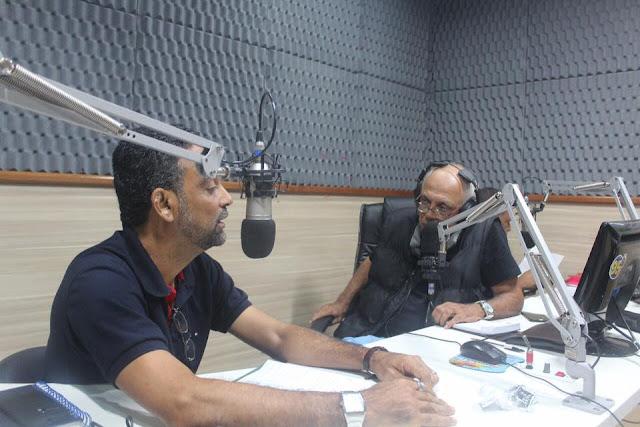 Alagoinhas: Em entrevista na 95 FM, vereador Ozeas Menezes considera produtivo o trabalho com a comunidade