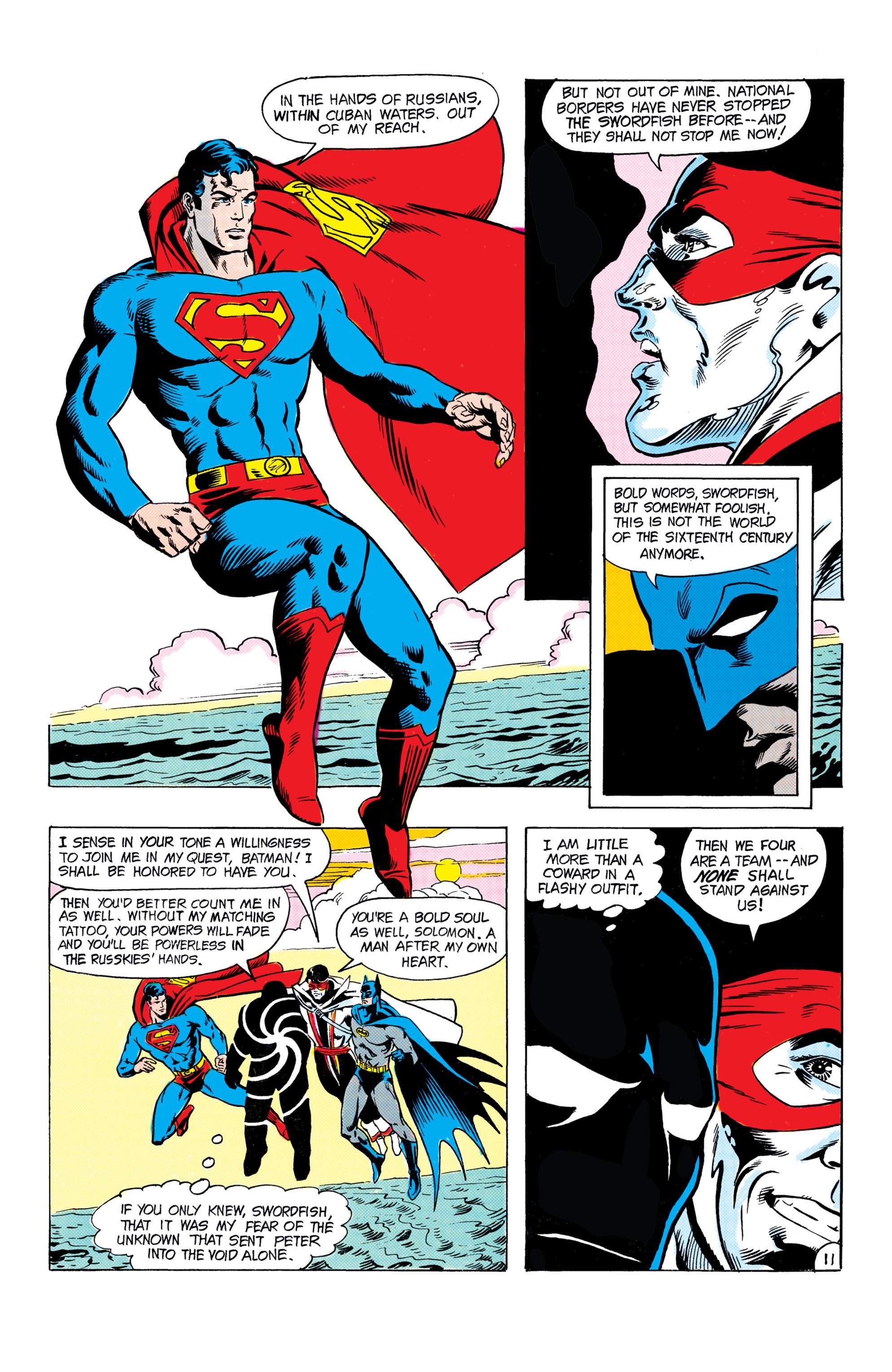 Read online World's Finest Comics comic -  Issue #306 - 12