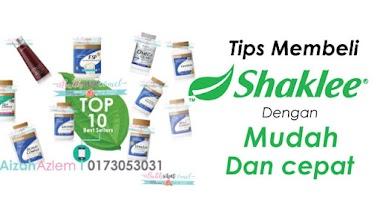 Tips Membeli Shaklee Dengan Mudah Dan cepat