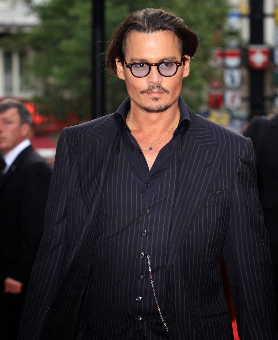 The Sad State of Johnny Depp 's Face & Body