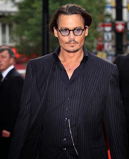 Johnny Depp Body Workout