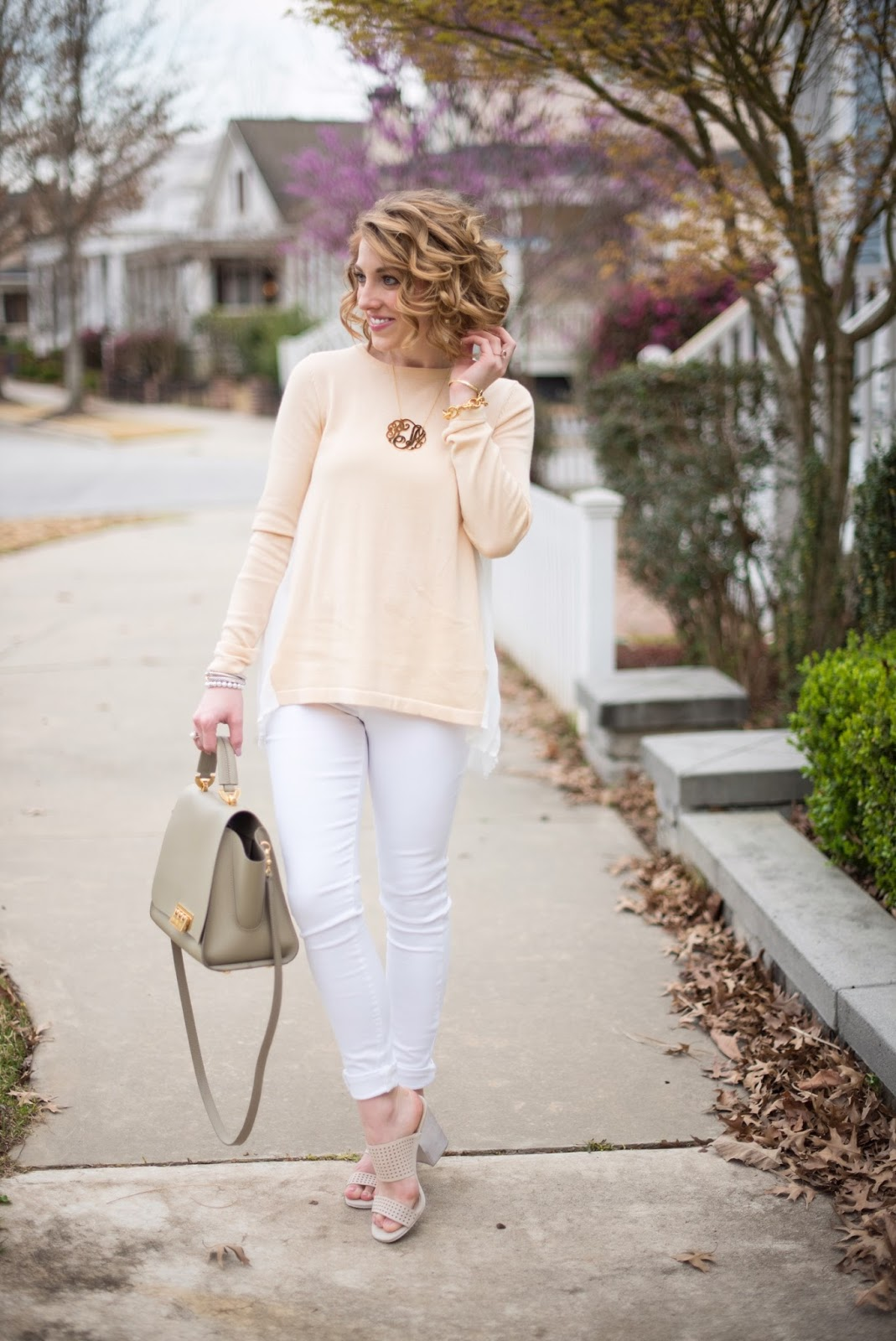Spring Style - Something Delightful Blog