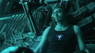 Hidden Symbol spotted in Avengers 4 Endgame trailer Tony Stark
