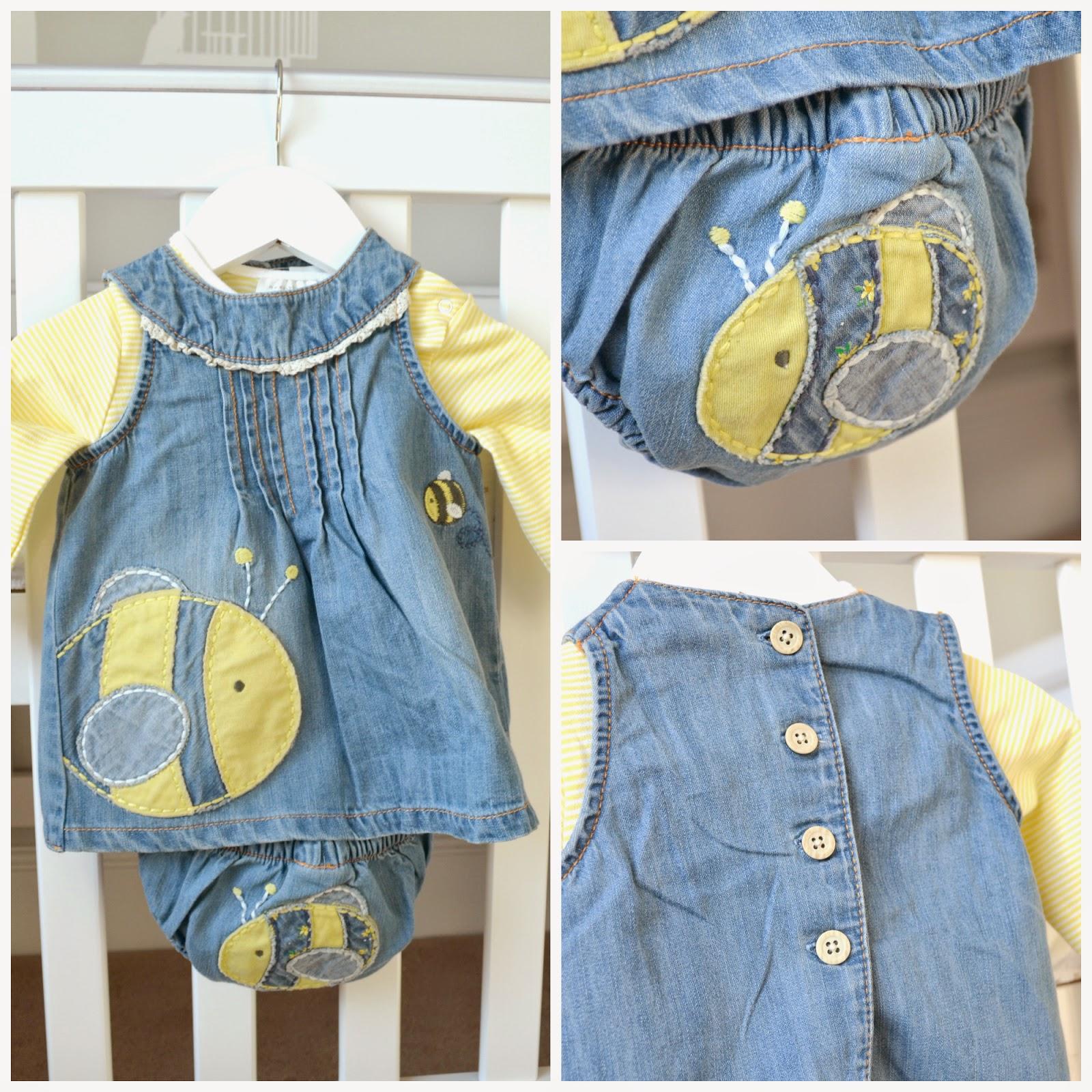 b77701126a6d Next Baby Girl Clothing
