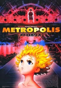 Download Anime Metropolis (2001)