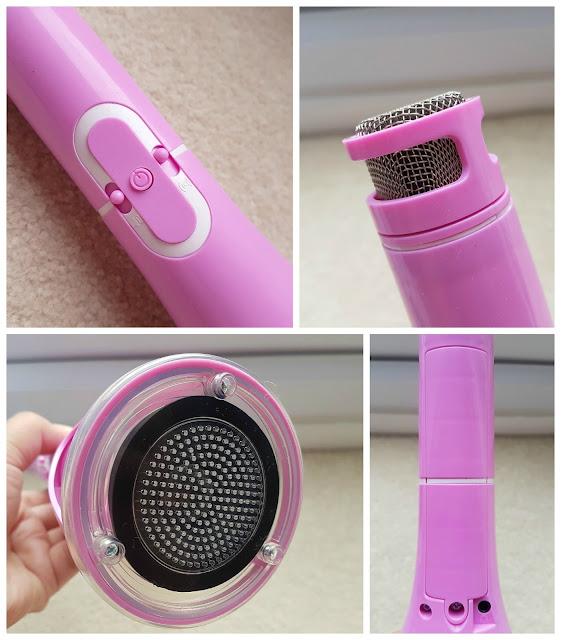 wireless singing machine, The Rocket Mic, Karaoke Microphone for kids