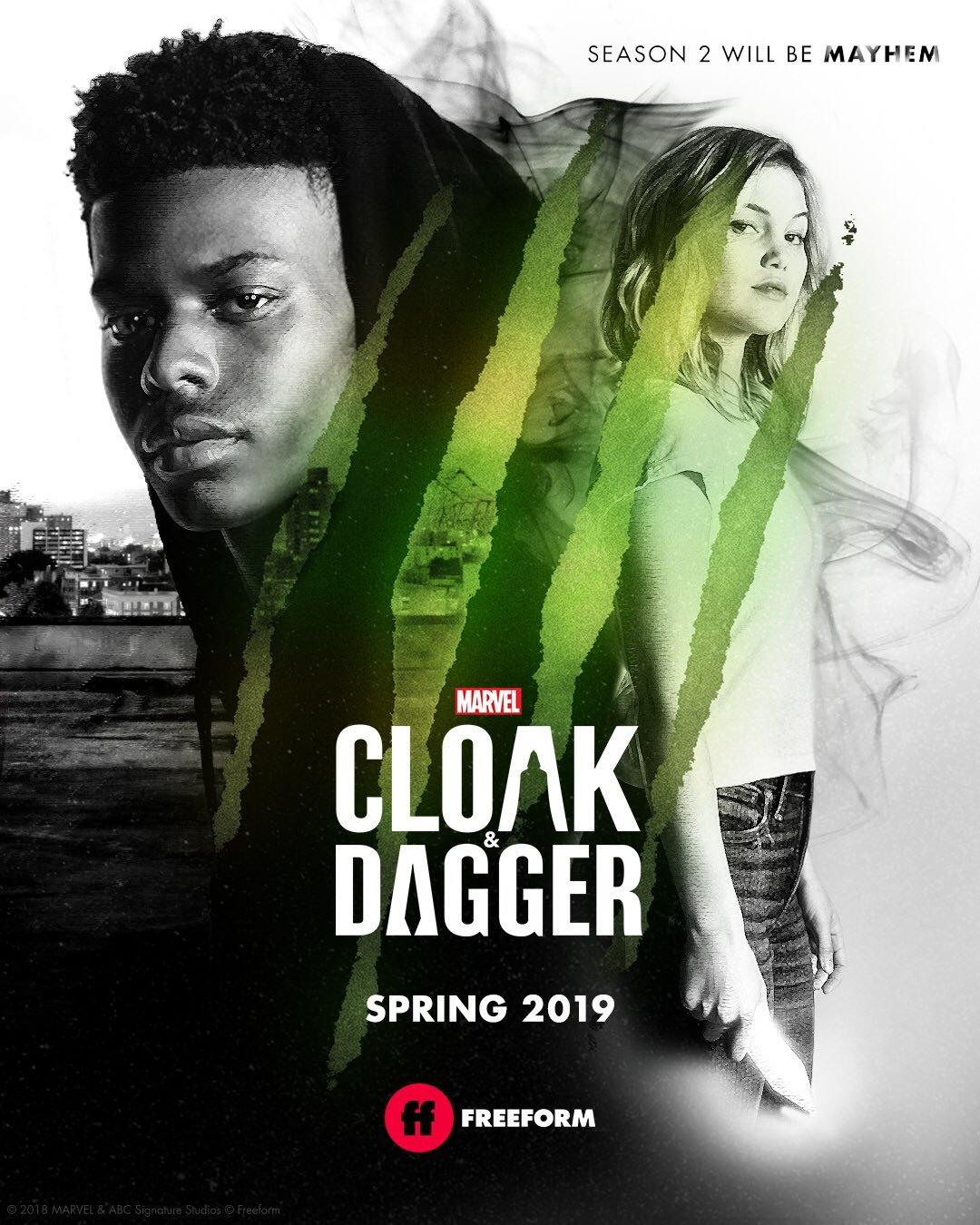 Cloak Và Dagger Phần 2