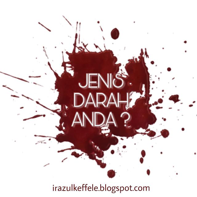 JENIS DARAH ANDA