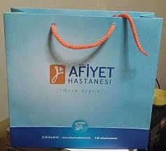 afiyet hastanesi kağıt çanta + png