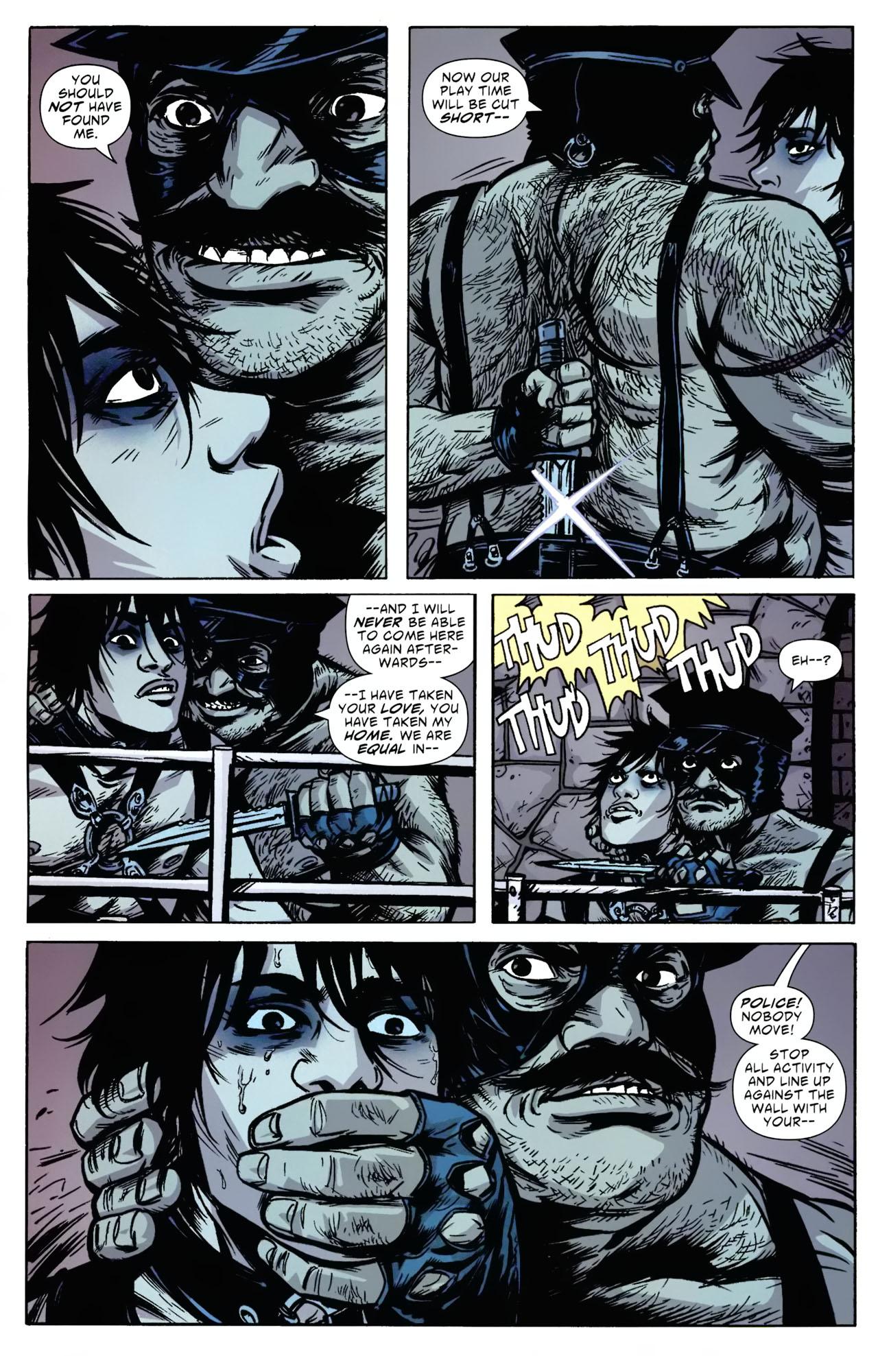 Read online American Virgin comic -  Issue #8 - 14