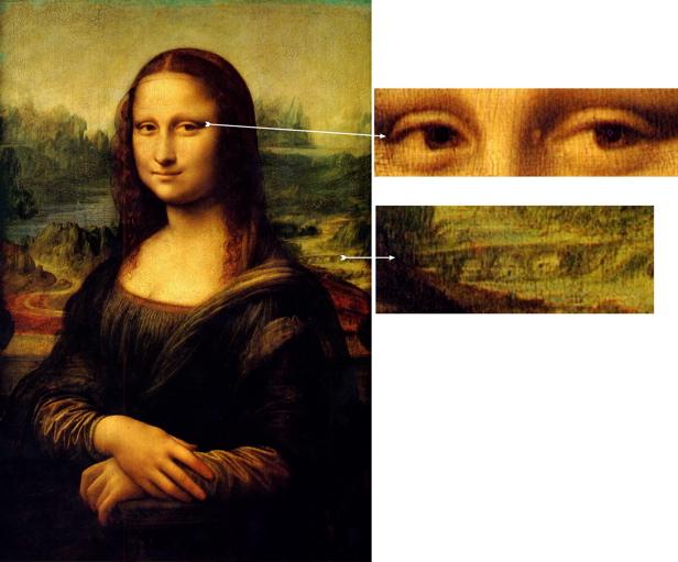 Nuevos hallazgos en la Mona Lisa revela el verdadero Codigo Da'Vinci