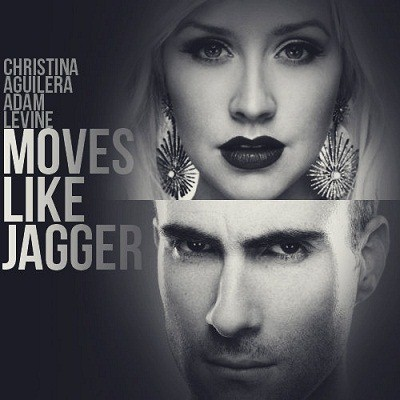 Maroon 5 Featuring Christina Aguilera Moves Like Jagger Lyrics Online Music Lyrics