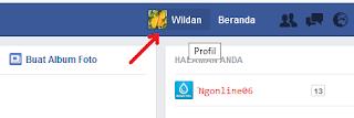 cara memperbaharui photo profil facebook