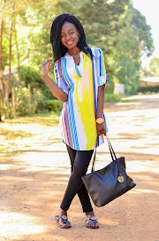 How To Wear A Shirtdress With Jeans For A Nice Casual Look