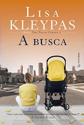 A busca - Lisa Keyplas | Resenha