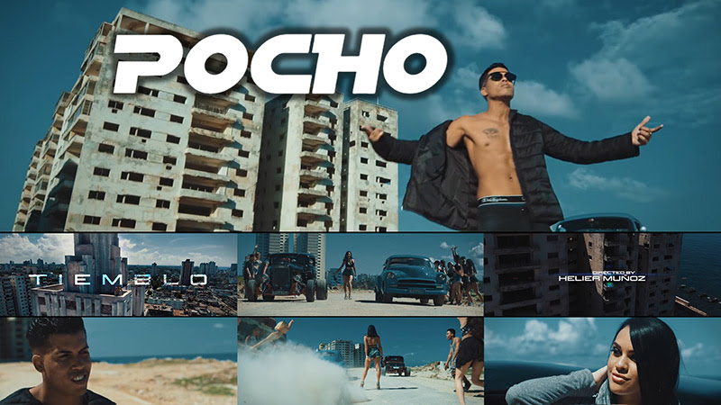 El Pocho - ¨Tiemblo¨ - Videoclip - Dirección: Helier Muñoz. Portal Del Vídeo Clip Cubano