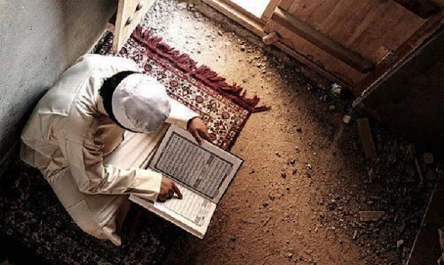 Ini Cara Cak Sadi Mengetahui Orang di Warungnya Hafal Quran atau Tidak
