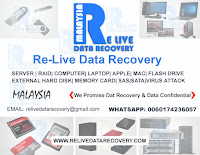 DATA RECOVERY IN MALAYSIA