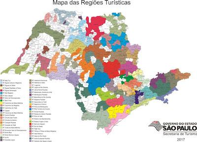 Sete Barras entra para o mapa turístico do Ministério do Turismo