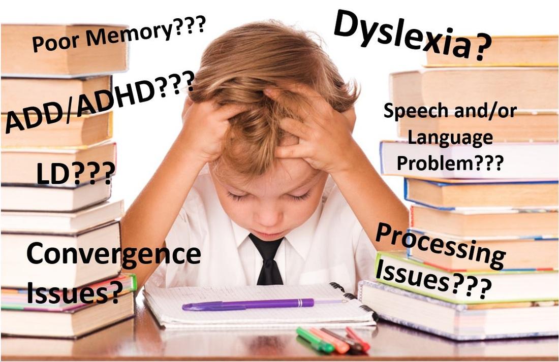 APRIL SEVEN: Learning Disorder 1