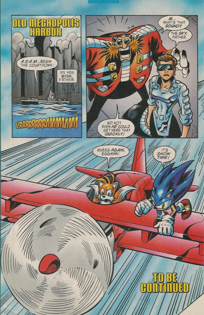 Read online Sonic The Hedgehog comic -  Issue #131 - 15