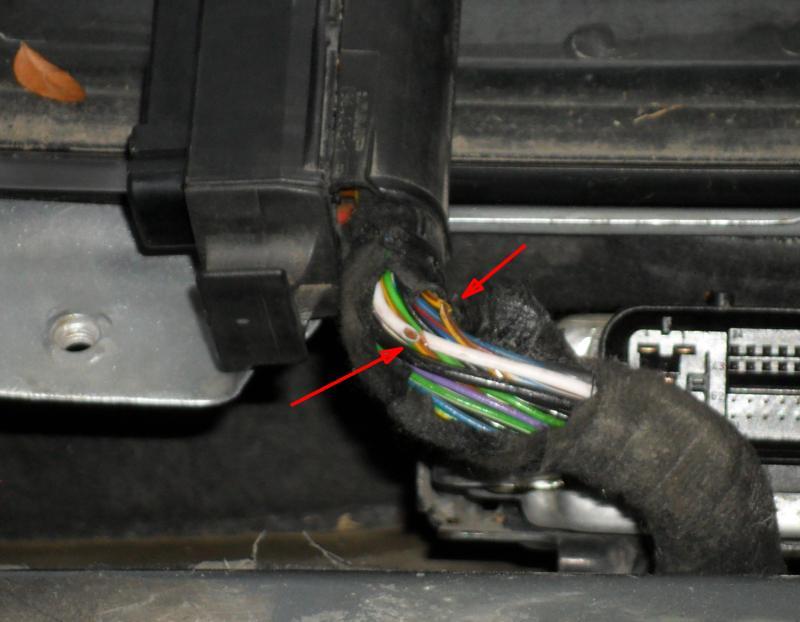 VWVortex com - Help needed for taking apart ECM wiring harness