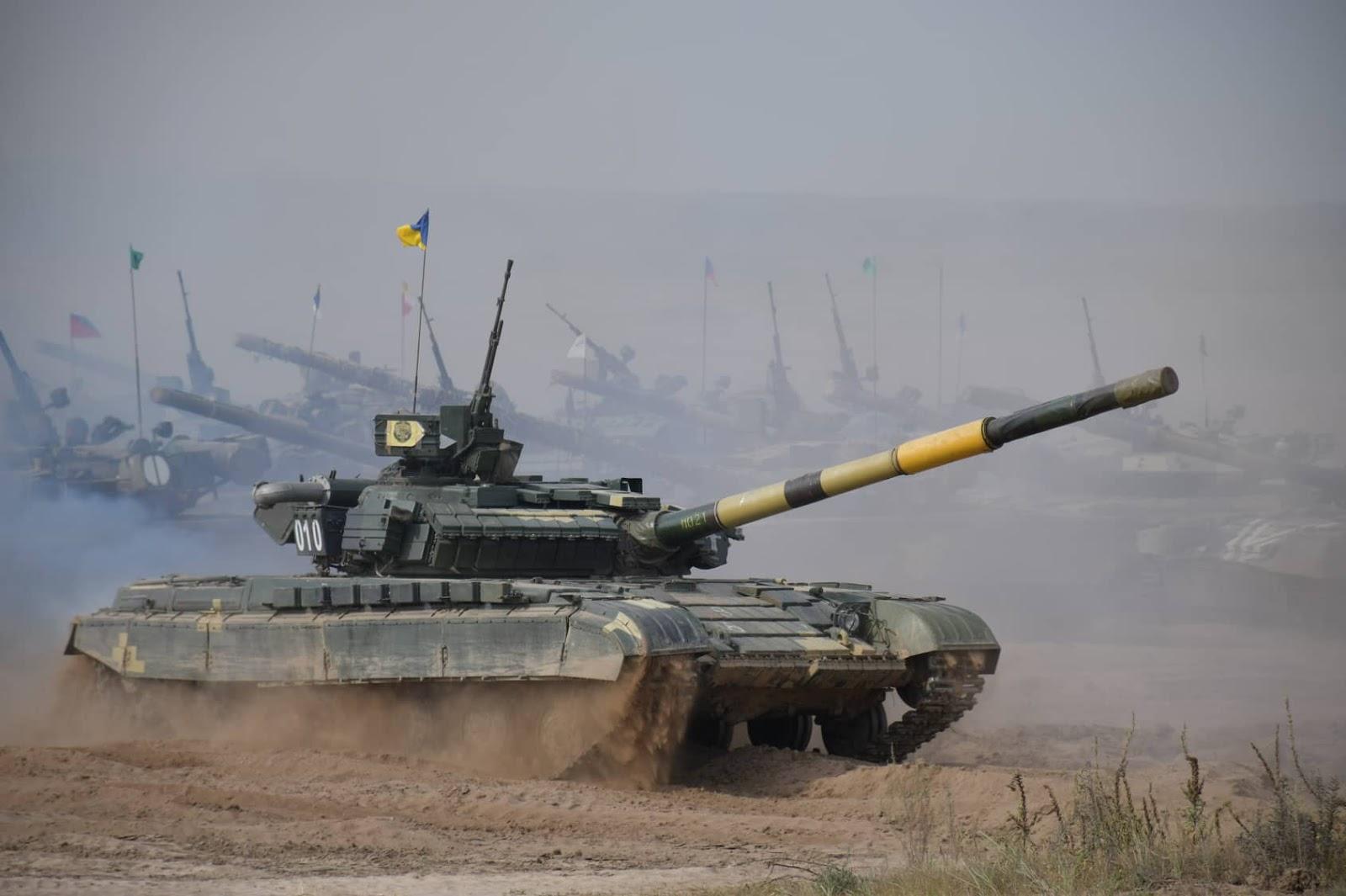 найкращий танковий взвод Збройних Сил України,