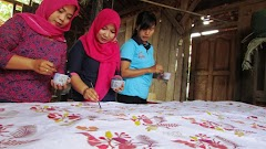 Batik Saridin Kayen Terus Dikembangkan