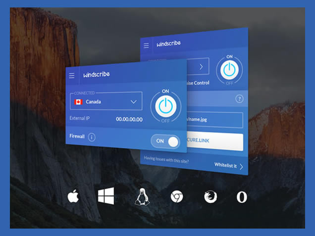 Windscribe VPN Pro Discount Coupon for Lifetime