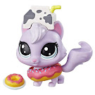 Littlest Pet Shop Series 3 Hungry Pets Pastry Catsky (#3-77) Pet
