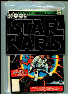 Star Wars bagged edition