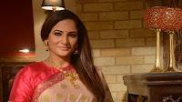 Rakshanda Khan pemeran Mohini Nigam Shrivastava di serial drama India Brahmarakshas ANTV