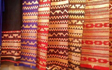 Kain Tapis Lampung Dan Berbagai Jenis Jenisnya Lampung Helau