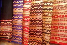 Kain Tapis Lampung dan Berbagai Jenis-jenisnya
