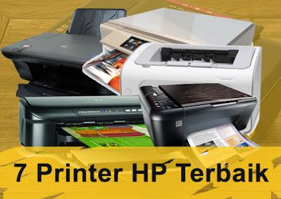 Printer HP Terbaik Untuk Mempermudah Percetakanmu