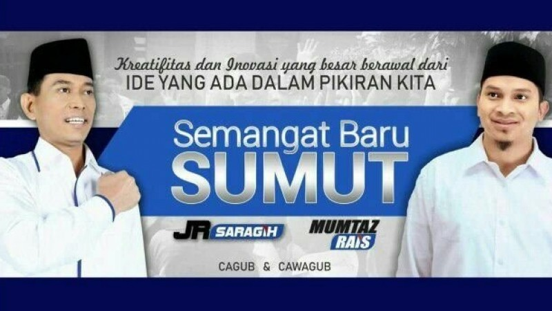 Duet JR Saragih-Mumtaz Rais