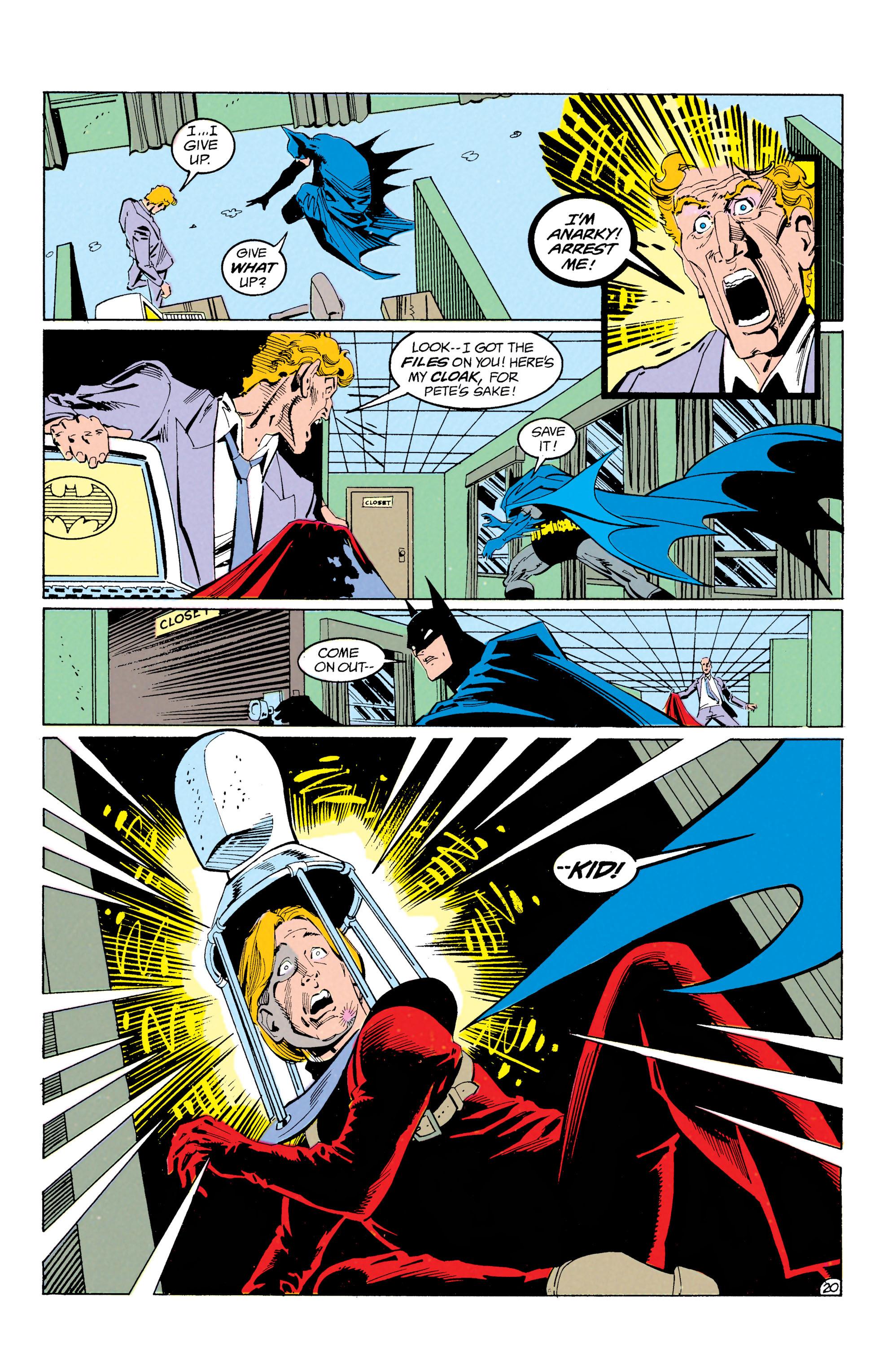 Detective Comics (1937) 609 Page 20