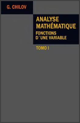 Télécharger Livre Gratuit Analyse mathématique, Tomo I - Fonctions d'une variable pdf